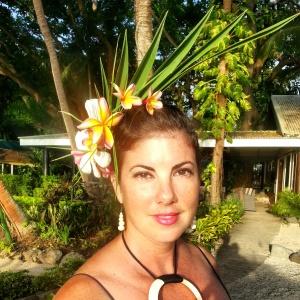 Fiji Fascinator