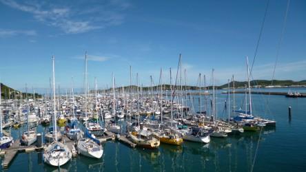 Port Moselle Marina, New Caledonia