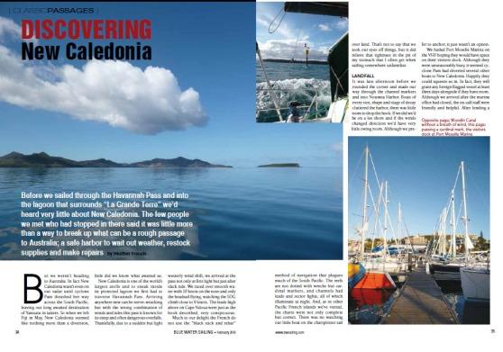 BWS New Caledonia