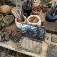 Equipment ID plates