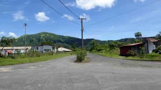Dusty Street of Old Rabaul