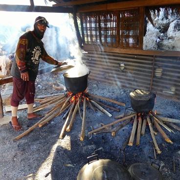 The basic outdoor kitchen